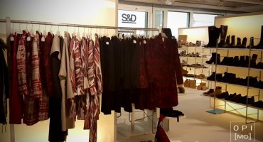 Collezione Fall/Winter 2017-2018 negli showroom