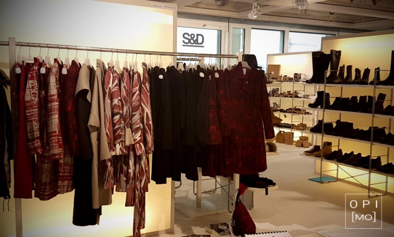 Collezione Fall/Winter 2017-2018negli showroom