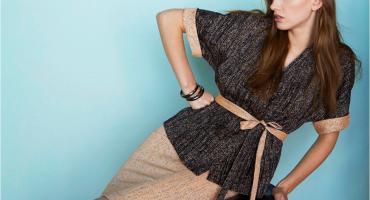 SS19 fabrics: cotton jacquard