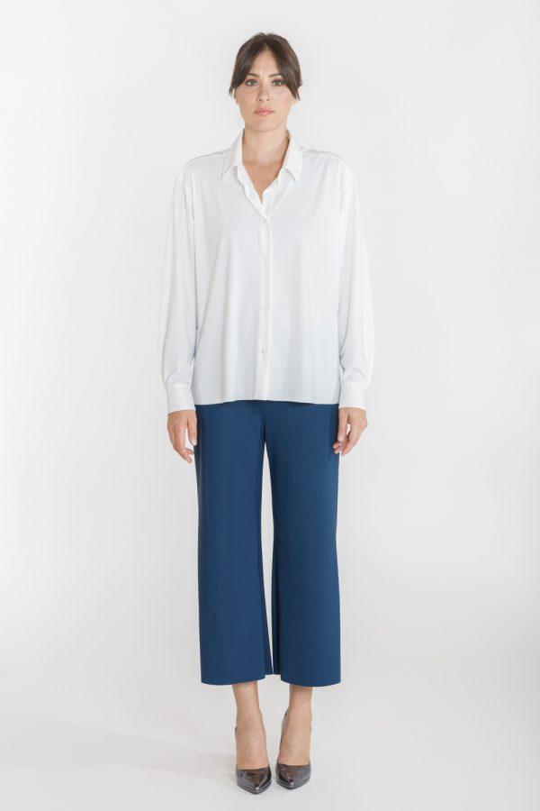 Camicia maschile classica bianca OPI[MO]