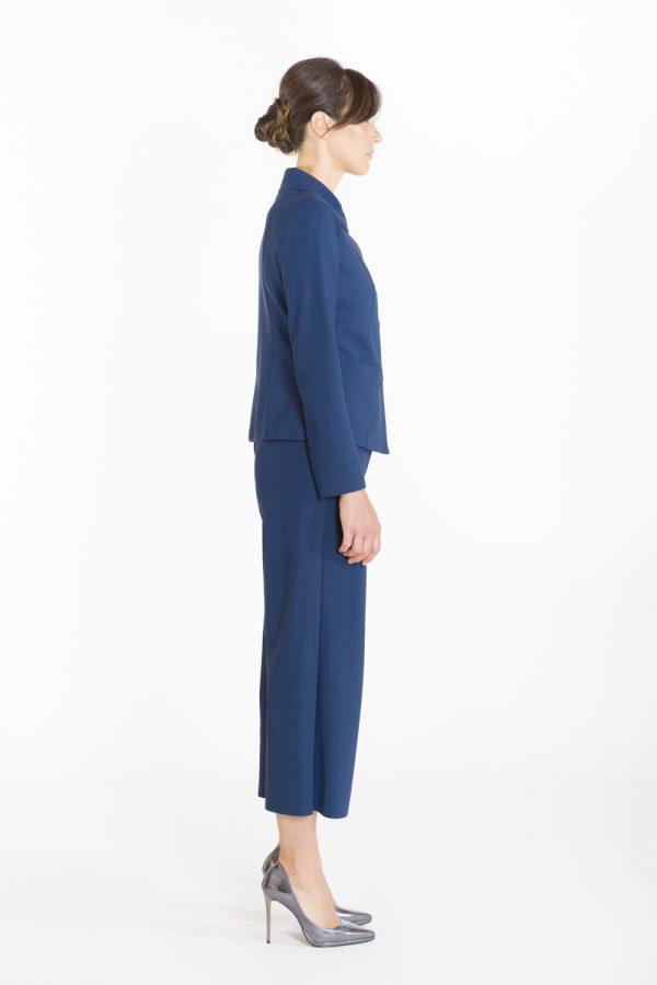 Giacca-con-colletto-arrotondato-OPIMO-blu-laterale