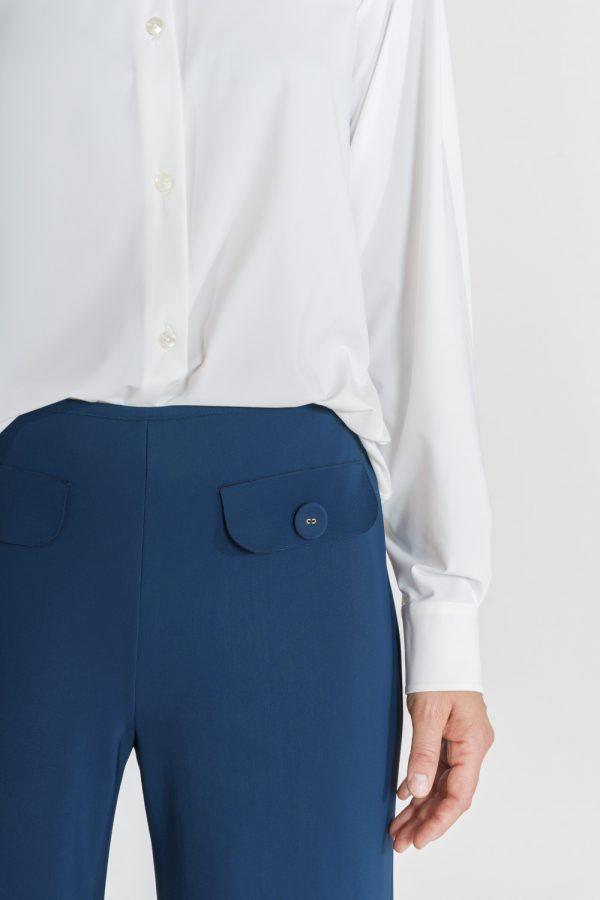 Pantalone a coulotte OPI[MO] dettaglio