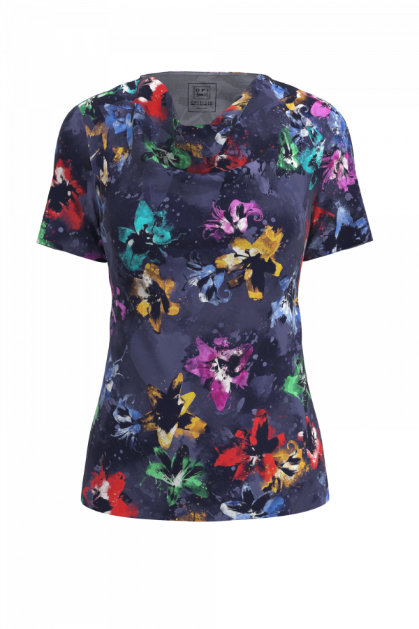 T-shirt-con-collo-a-cappuccio-OPIMO-in-stampa-esclusiva-vuota